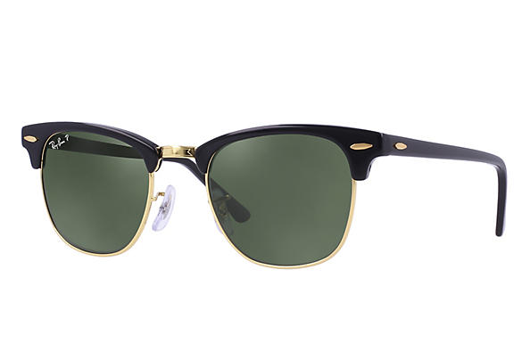 Ray-Ban 0RB3016-CLUBMASTER Black ROX_FRAME