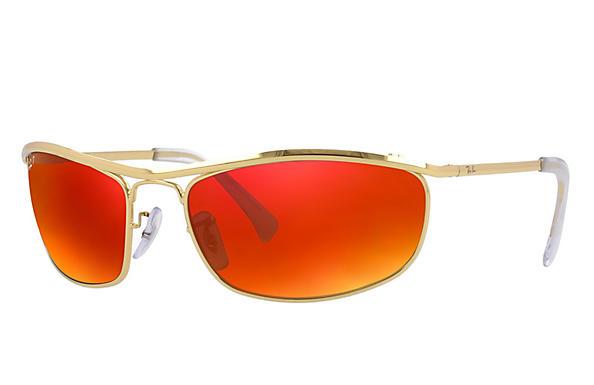 56ba6906f69dc ... ray ban predator 3119 red lenses sunglasses