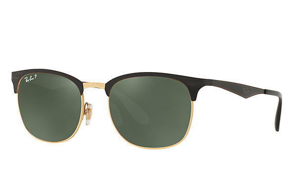 Ray-Ban 0RB3538-RB3538 Black,Gold ROX_FRAME