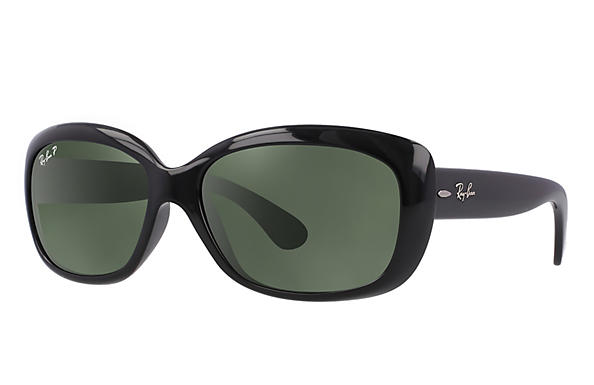 Ray-Ban 0RB4101-JACKIE OHH Black ROX_FRAME