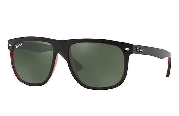 Ray-Ban 0RB4147-RB4147 Black,Red ROX_FRAME