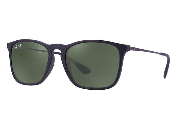 Ray-Ban 0RB4187-CHRIS Black ROX_FRAME