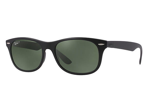 Ray-Ban 0RB4207-NEW WAYFARER LITEFORCE Black ROX_FRAME