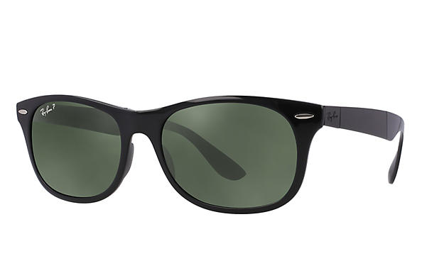 Ray-Ban 0RB4223-New Wayfarer Folding Liteforce Black ROX_FRAME