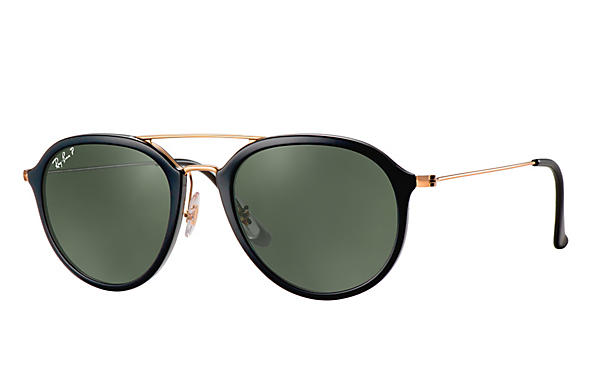 Ray-Ban 0RB4253-RB4253 Black; Gold ROX_FRAME