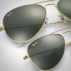 Ray Ban Large Vs Small Aviator « Heritage Malta af757a29dc33