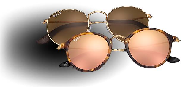 ray ban new collection  ray ban round