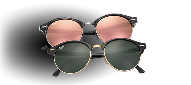 rayban glasses cheap  Clubmaster Sunglasses - Free Shipping