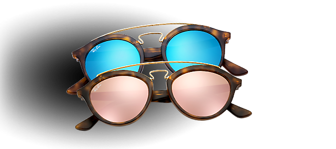 Ray-Ban Gatsby Flash Lenses
