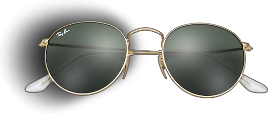ray ban new shape round sunglasses  round