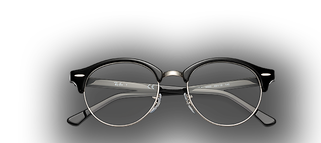Ray-Ban Clubround Eyeglasses