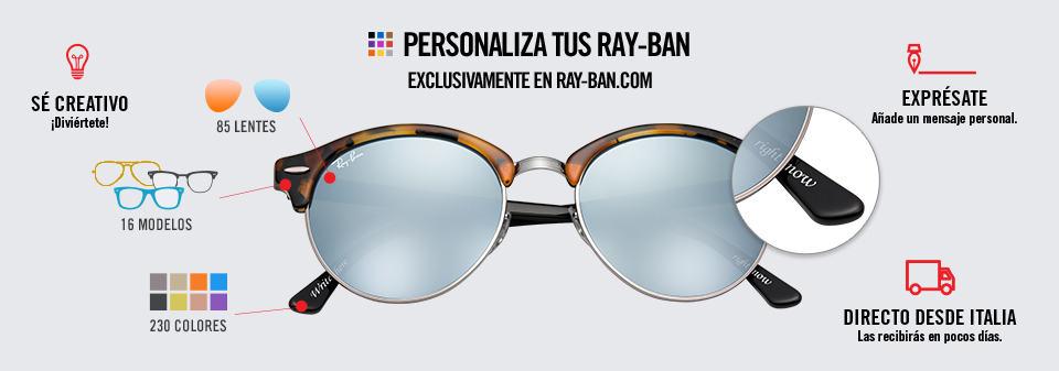 Clubround Personalizar Gafas de Sol   Tienda online de Ray-Ban España