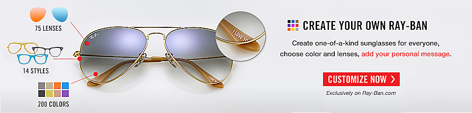 Customize Sunglasses