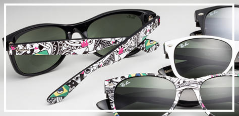 ee241f063ce ray-ban New wayfarer Brasil LTD custom sunglasses