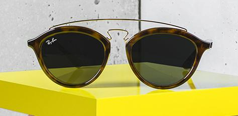 Double Bridge Sunglasses