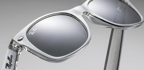 Ray-Ban NEW WAYFARER METAL EFFECT サングラス