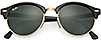 Ray-Ban Custom Round Metal occhiali-da-sole