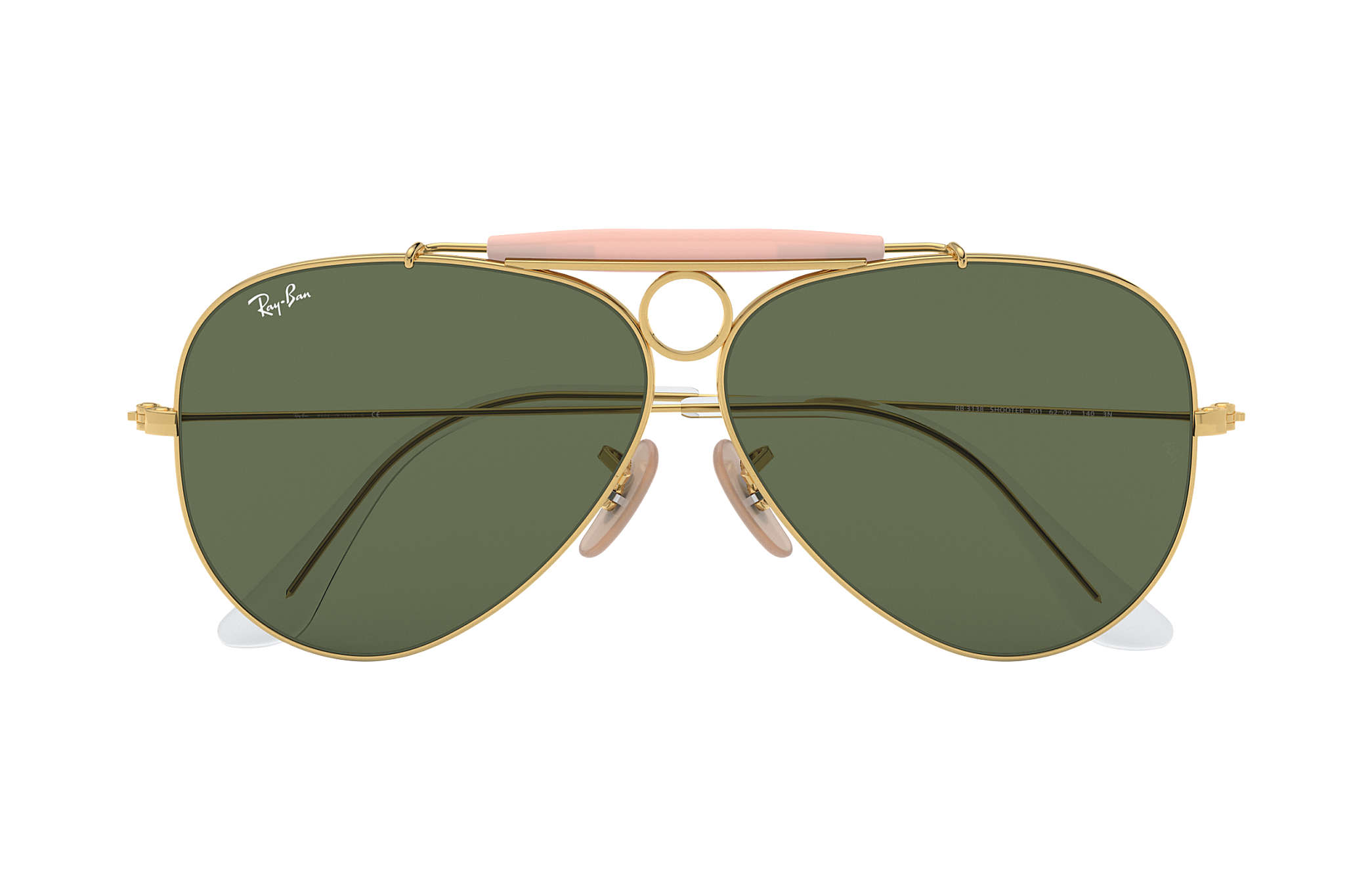 Ray ban sunglasses with price - Ray Ban 0rb3138 Shooter Gold Sun
