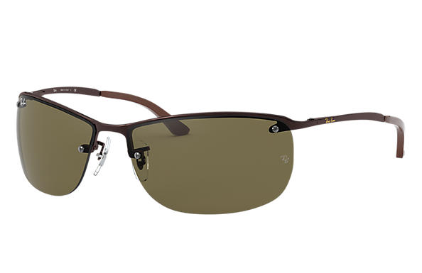 Ray-Ban 0RB3187-RB3187 @Collection Brązowy SUN