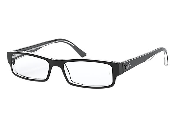 Ray-Ban 0RX5246-RB5246 Nero,Trasparente OPTICAL