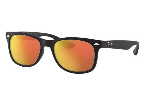 Ray-Ban 0RJ9052S-NEW WAYFARER JUNIOR Black SUN