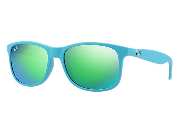 Ray-Ban 0RB4202-ANDY Turquoise SUN