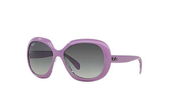 Ray-Ban 0RB4208-RB4208 Rosa,Transparente SUN