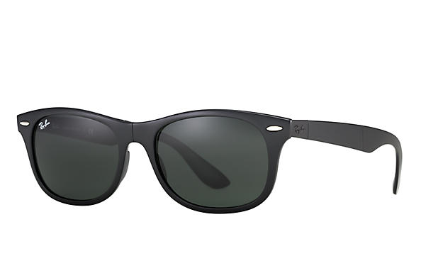 Ray-Ban 0RB4223-New Wayfarer Folding Liteforce Schwarz SUN