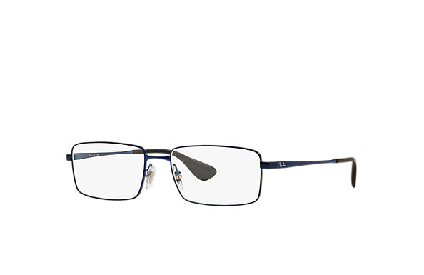 Ray-Ban 0RX6337M-RB6337M 藍色 OPTICAL