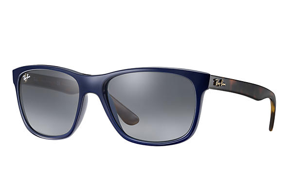 Ray-Ban 0RB4181-RB4181 @Collection Tortoise; Black SUN