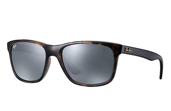 Ray-Ban 0RB4181-RB4181 @Collection Blue; Tortoise SUN
