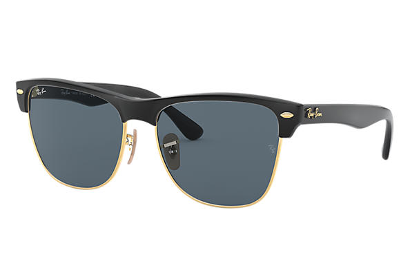 Ray-Ban 0RB4175-CLUBMASTER OVERSIZED @Collection Black SUN