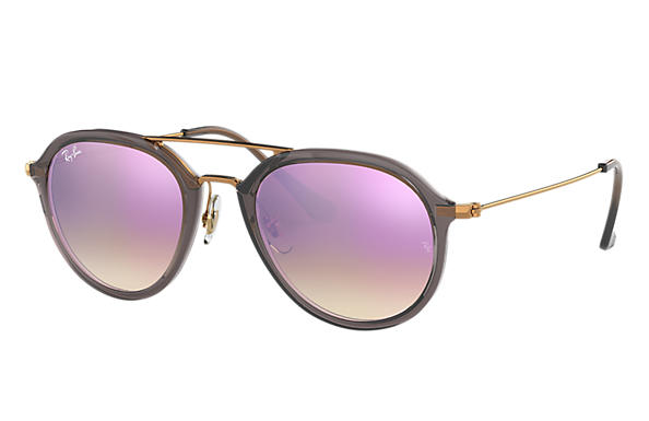 Ray-Ban 0RB4253-RB4253 Gris; Bronze-cuivre SUN