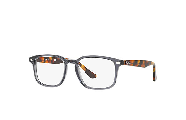 Ray-Ban 0RX5353-RB5353 Cinzento; Tartaruga OPTICAL