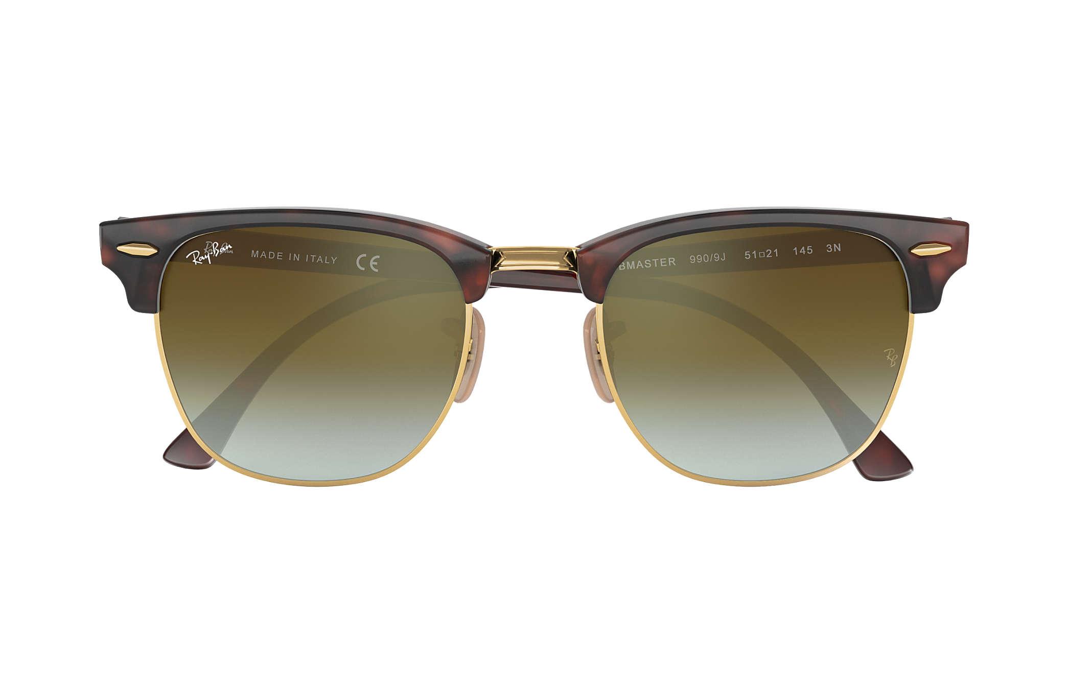 2afe56bc934 switzerland ray ban 0rb3016 clubmaster flash lenses gradient tortoisegold  tortoise sun 3ca96 f32e4