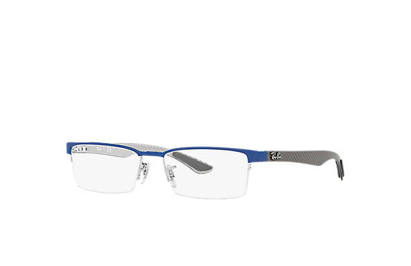 Ray-Ban 0RX8412-RB8412 Blue,Grey; Black,Multicolor OPTICAL