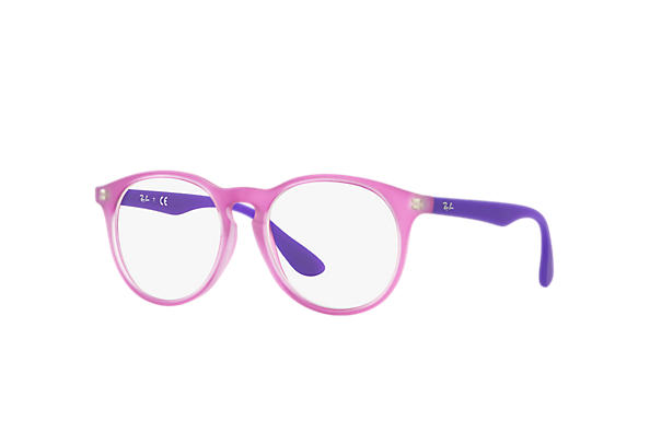 Ray-Ban 0RY1554-RB1554 Viola-Rosso; Viola OPTICAL