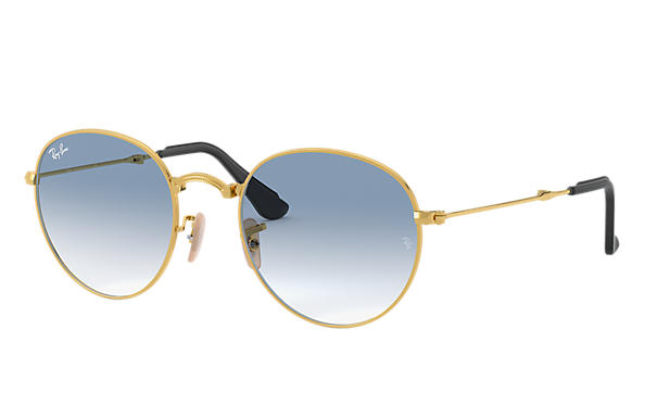 Ray-Ban 0RB3532-ROUND FOLDING @COLLECTION Oro SUN