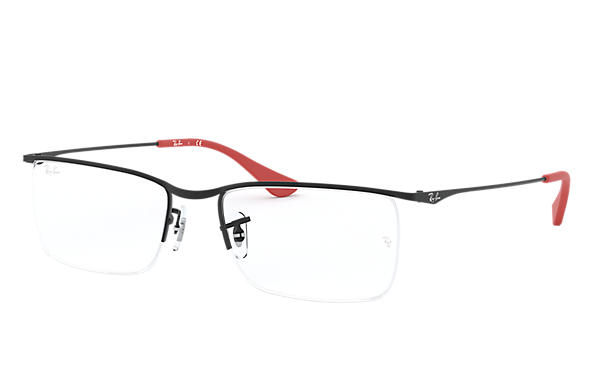 Ray-Ban 0RX6370-RB6370 Black OPTICAL