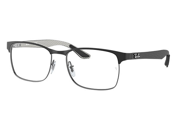 Ray-Ban 0RX8416-RB8416 Black,Gunmetal; Black,Grey OPTICAL