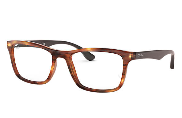Ray-Ban 0RX5279-RB5279 Tortoise; Grey OPTICAL