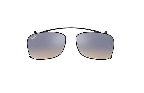 Ray-Ban 0RX5228C-RB5228 Clip-on Schwarz CASE