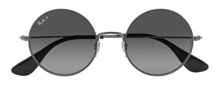 Ray-Ban JA-JO Gunmetal with Grey Gradient lens