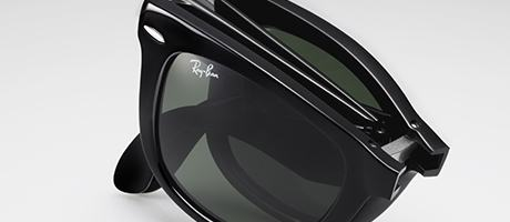 3bf1243f04 Customize   Personalize Your Ray-Ban RB4105 Wayfarer Folding ...