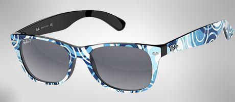 3f1359aa5d748 Óculos personalizados - New Wayfarer Sunglasses RB2132