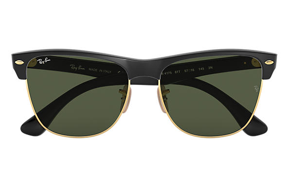 e364be4d278 ... new zealand ray ban 0rb4175 clubmaster oversized black sun 93683 b0905