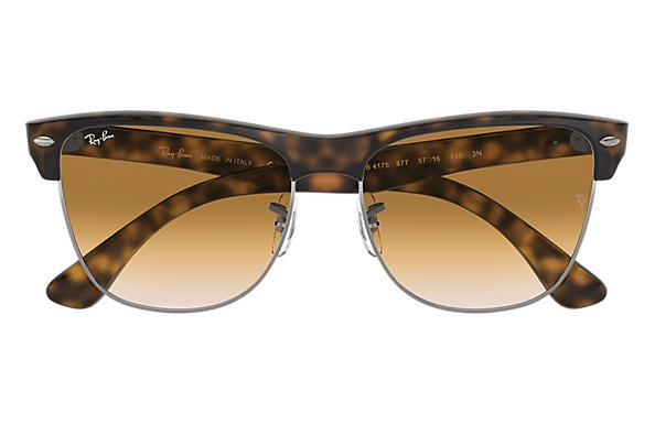 gafas ray ban clubmaster marrones