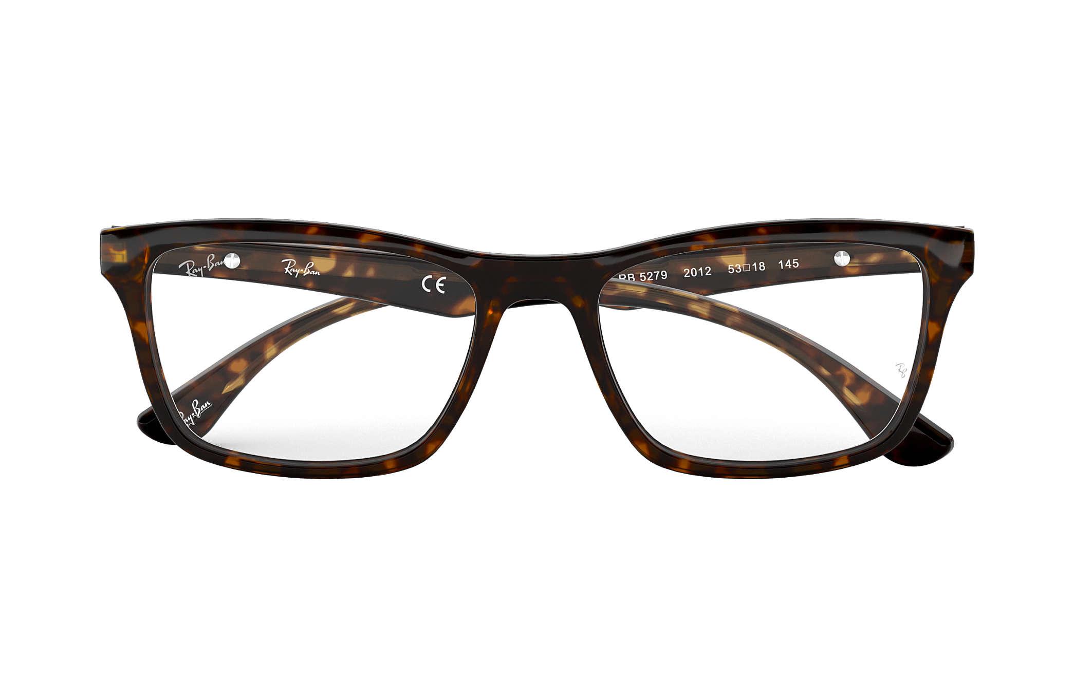 99ec7015d788d Ray-Ban prescription glasses RB5279 Tortoise - Acetate ...