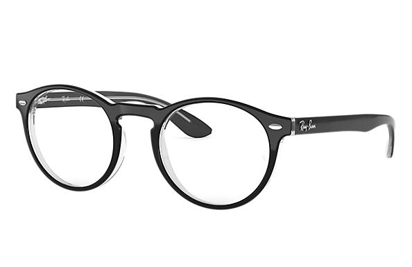 Ray-Ban 0RX5283-RB5283 Black,Transparent OPTICAL