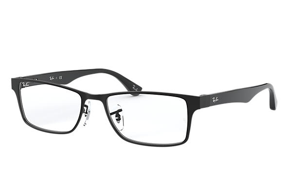 c68d65d57e Ray-Ban prescription glasses RB6238 Black - Metal - 0RX6238250955 ...